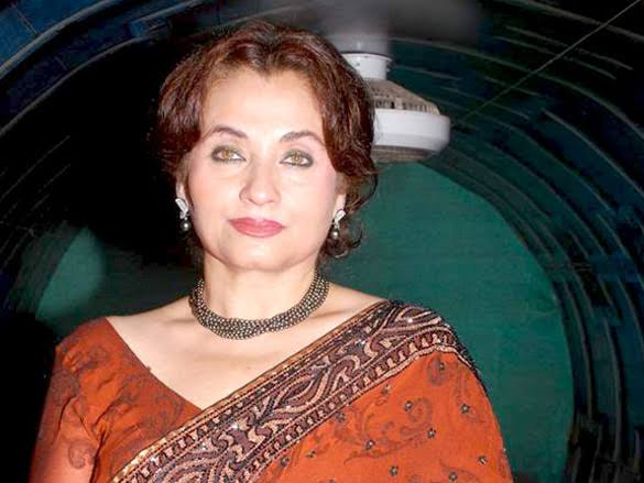 Salma Agha British Singer, Actress