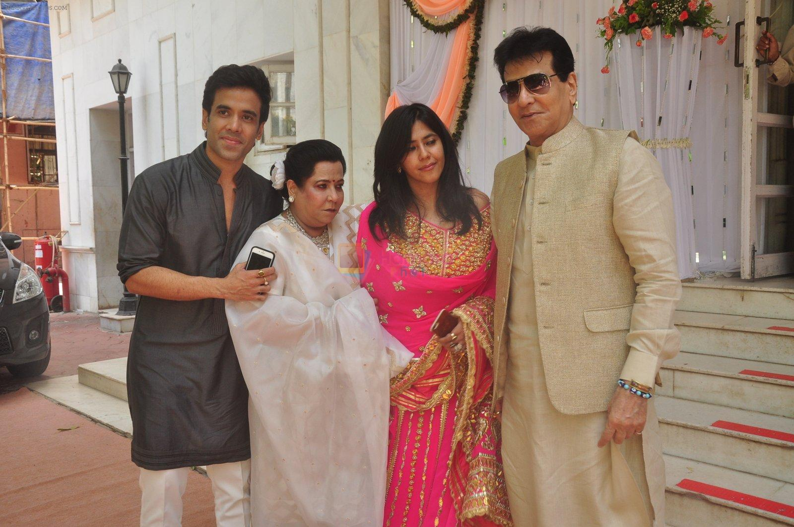 Shobha Kapoor family