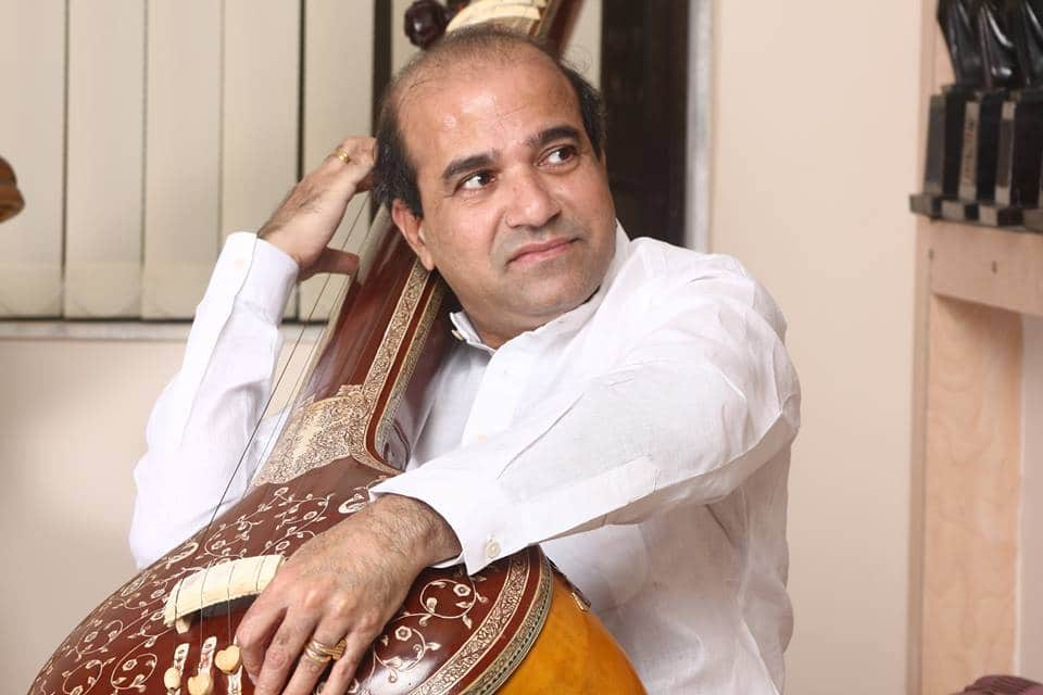 Suresh Wadkar Indian Music Teacher, Playback Singer
