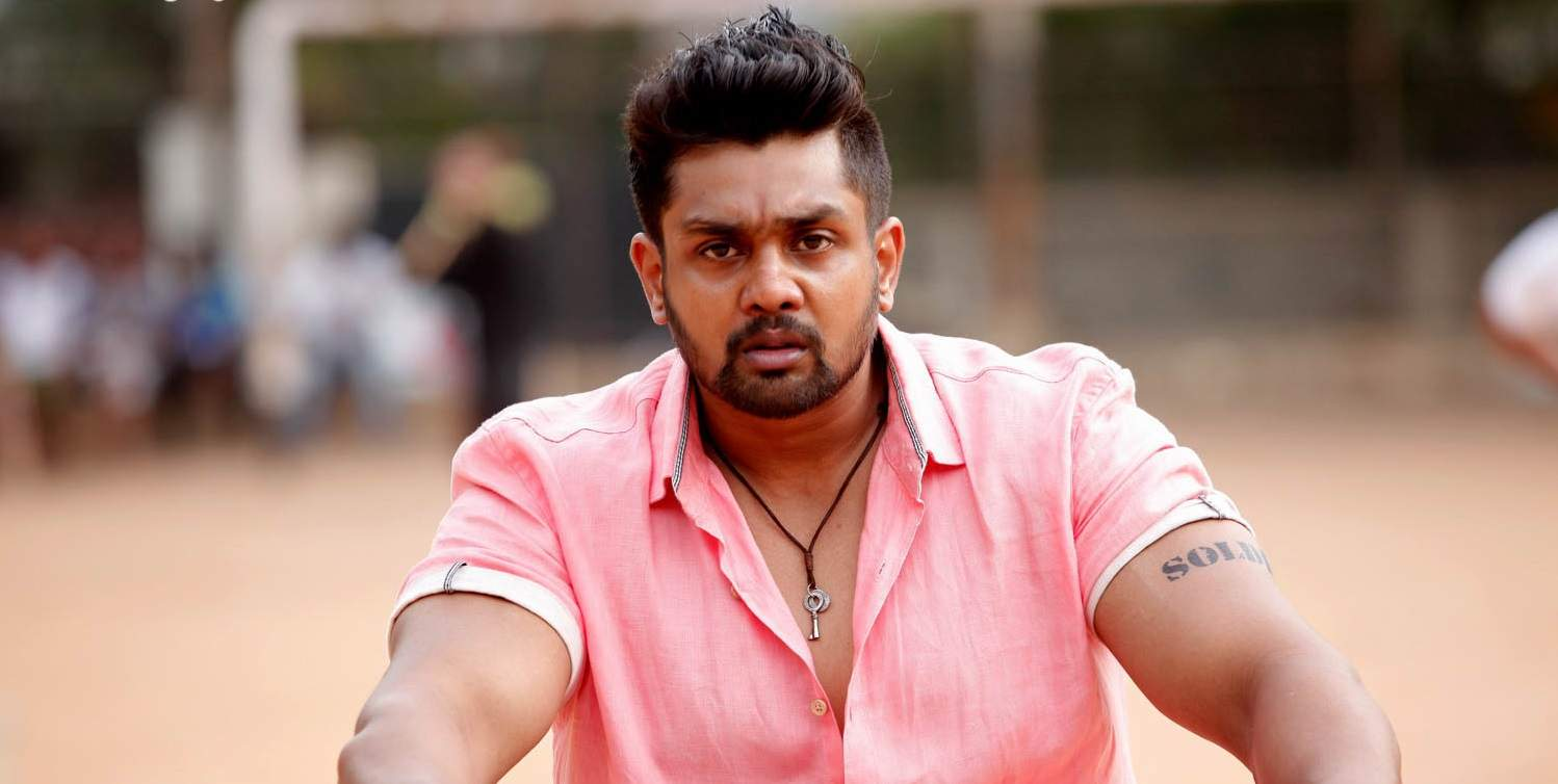 Dhruva Sarja Indian Actor