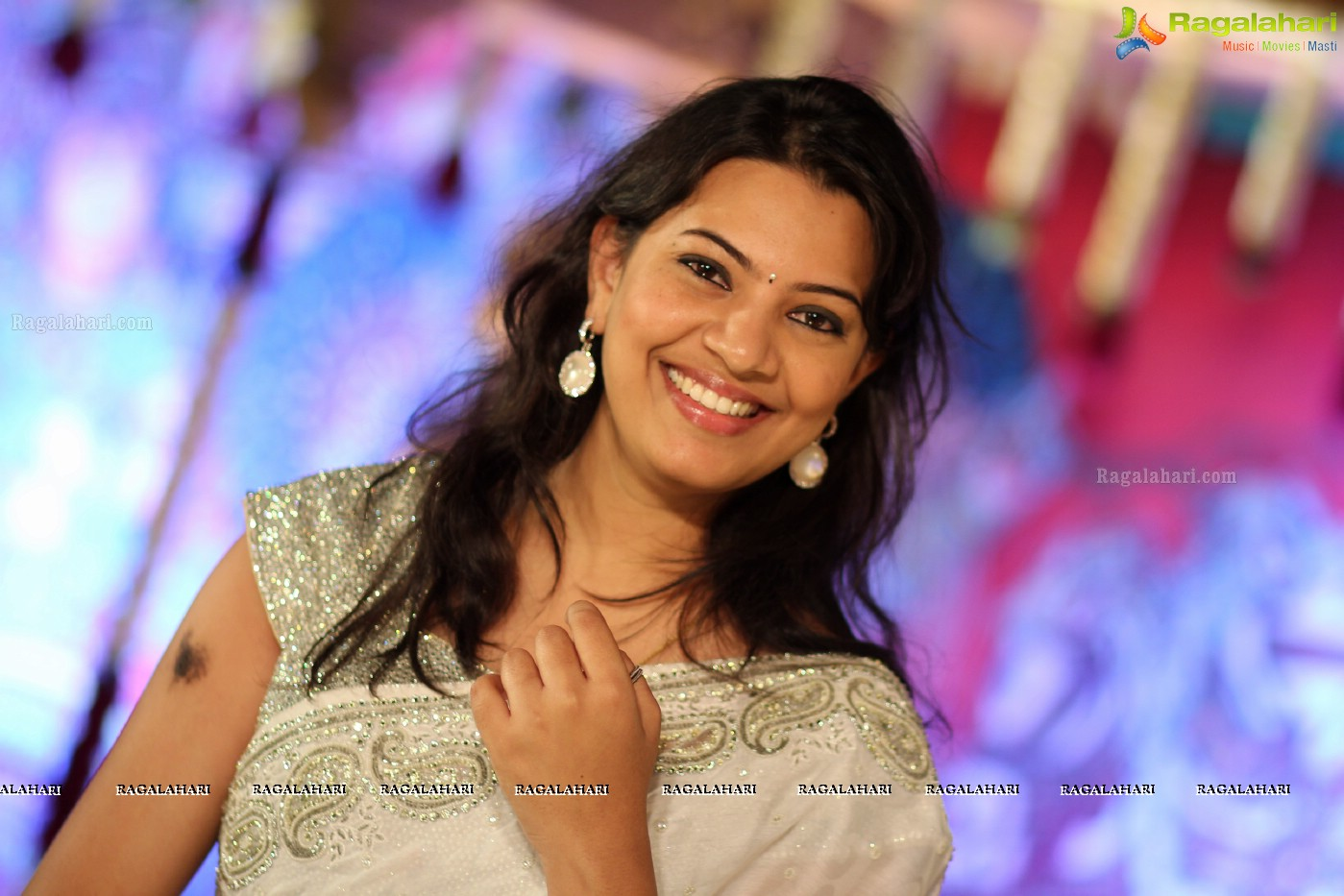 Geetha Madhuri Sonti Indian Singer
