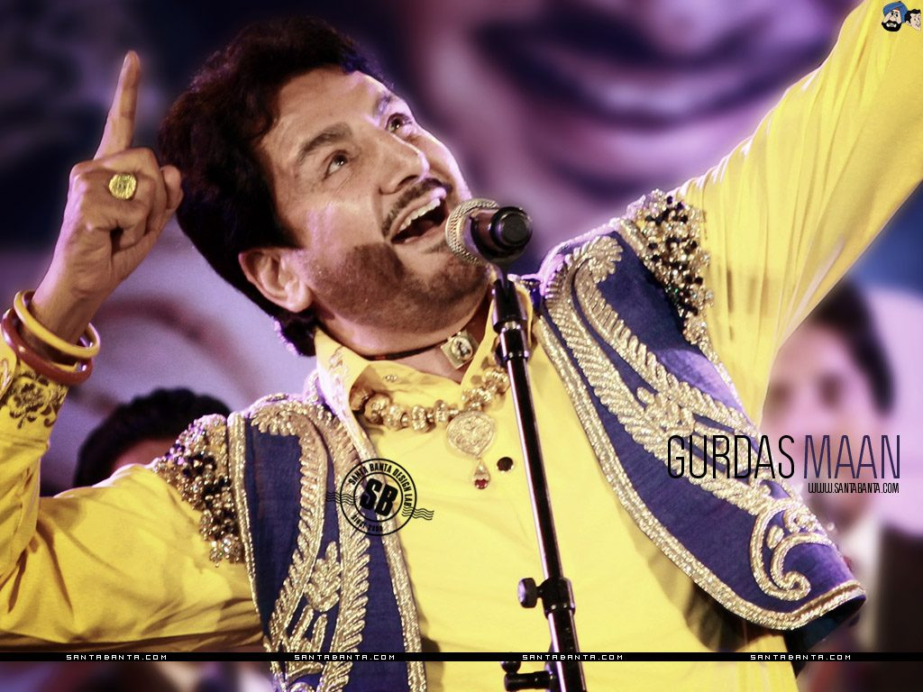 Gurdas Maan Bio, Height, Weight, Age, Family, Wife And Facts - gurdas maan 3a 1024x768