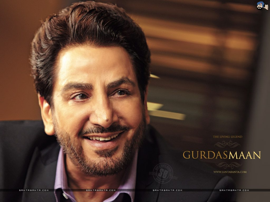 Gurdas Maan Bio, Height, Weight, Age, Family, Wife And Facts - gurdas maan 4a 1024x768