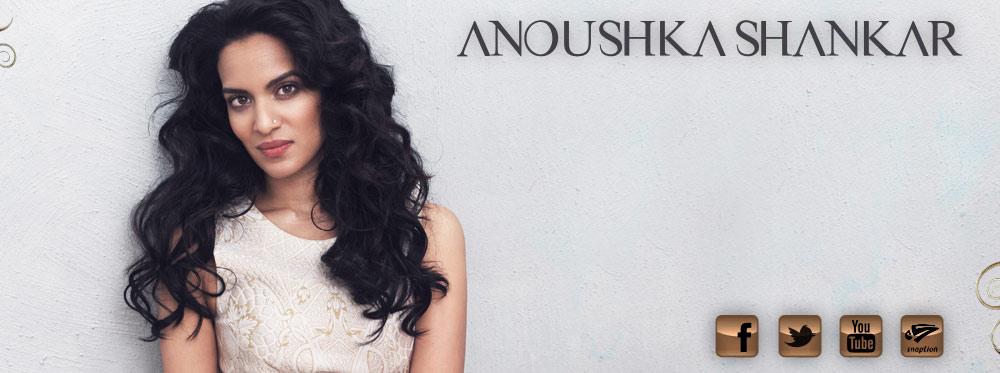 Anoushka Shankar British Sitar Player and Music Composer