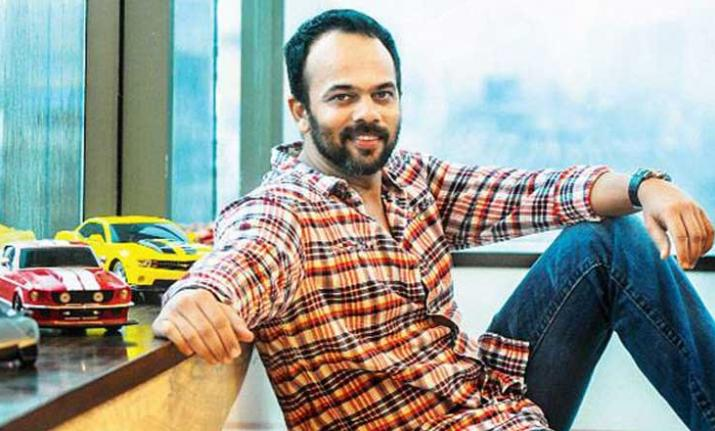 Rohit Shetty Indian Film Director