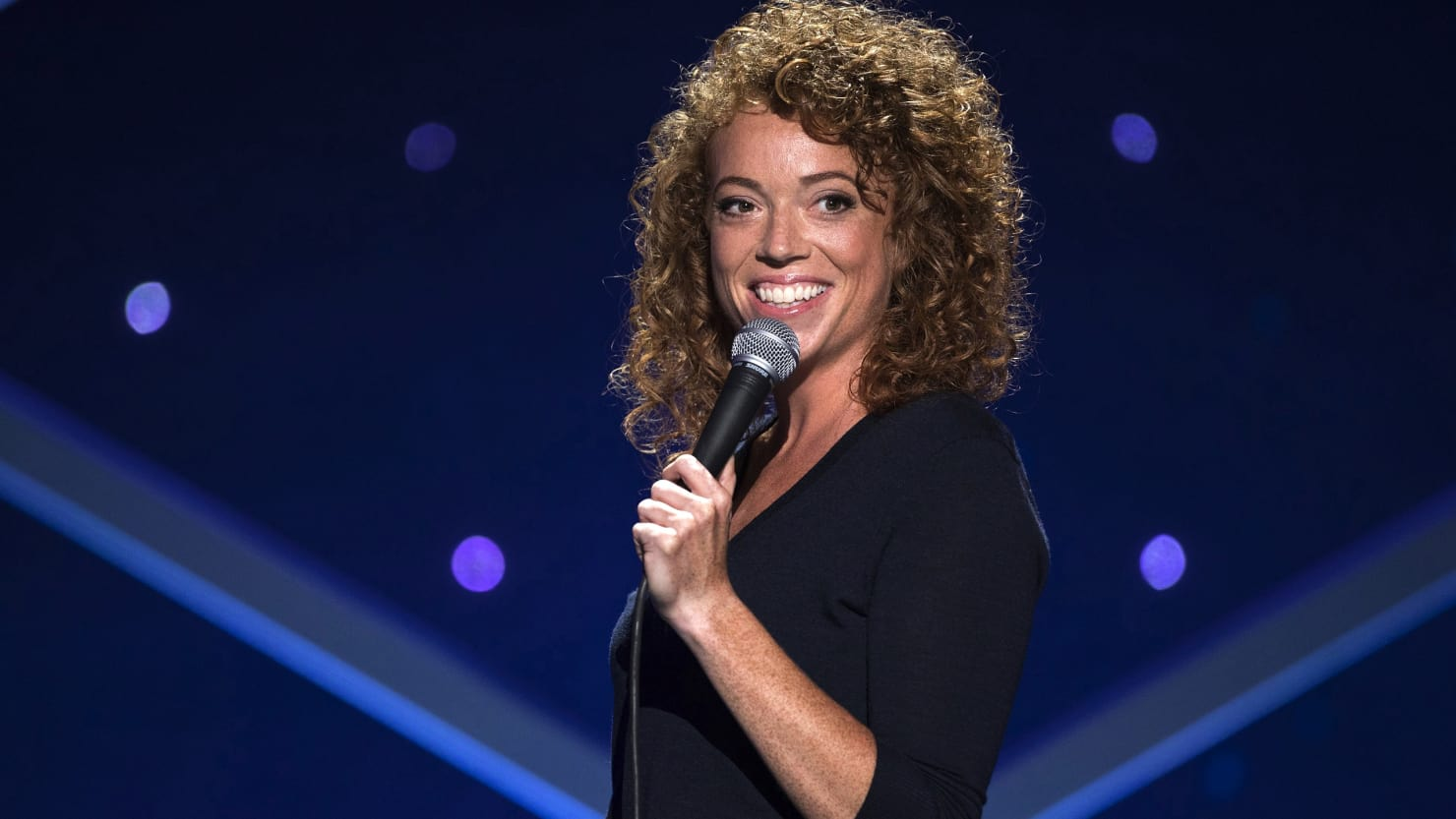 Michelle Wolf American Actress