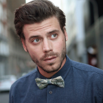 Francois Arnaud Canadian Actor