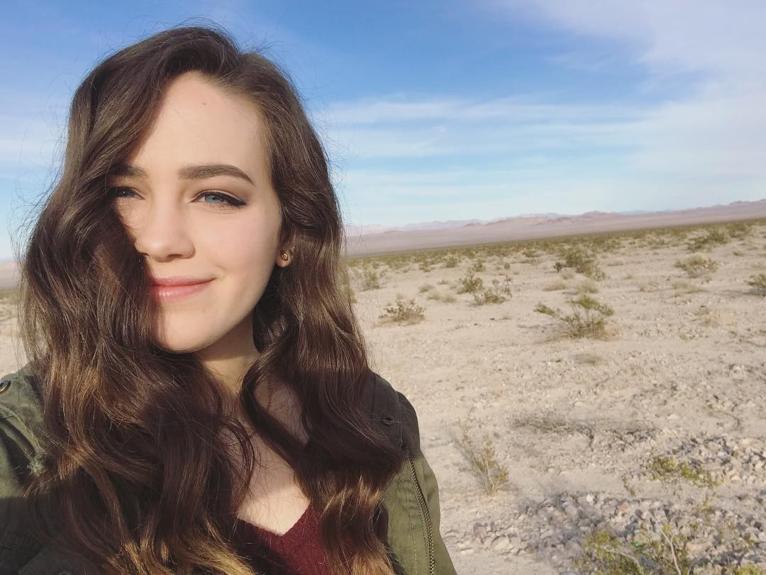Mary Mouser American Actress