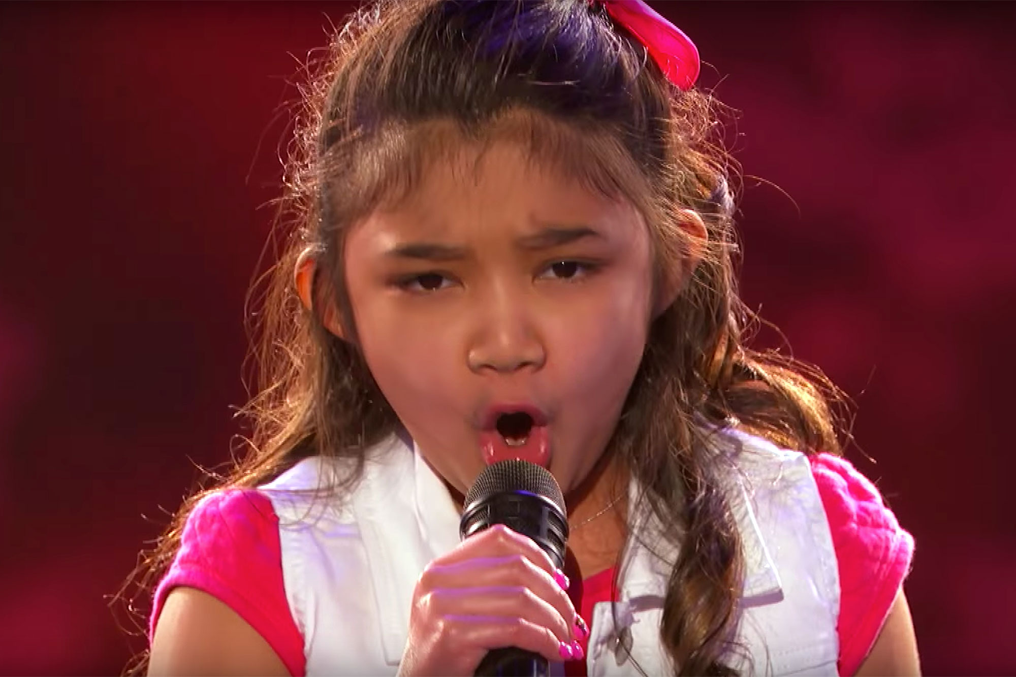 Angelica Hale American Singer