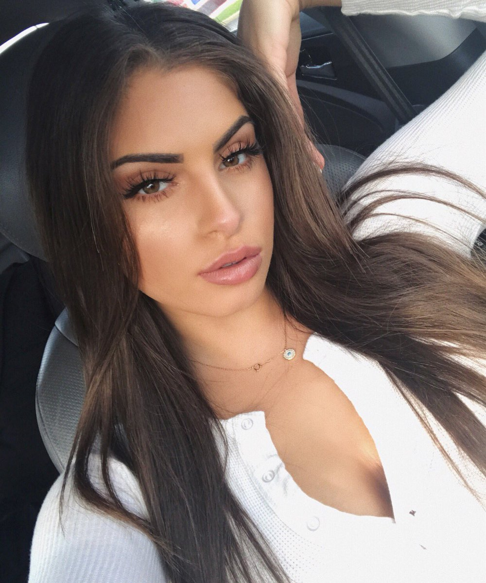 Nazanin Kavari Romanian-American YouTube Star