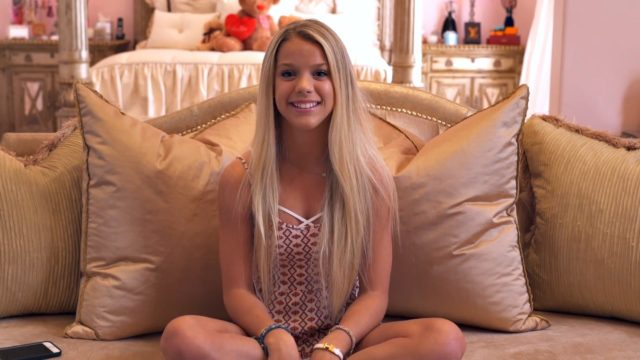 Kaylyn Slevin American Actress and Model