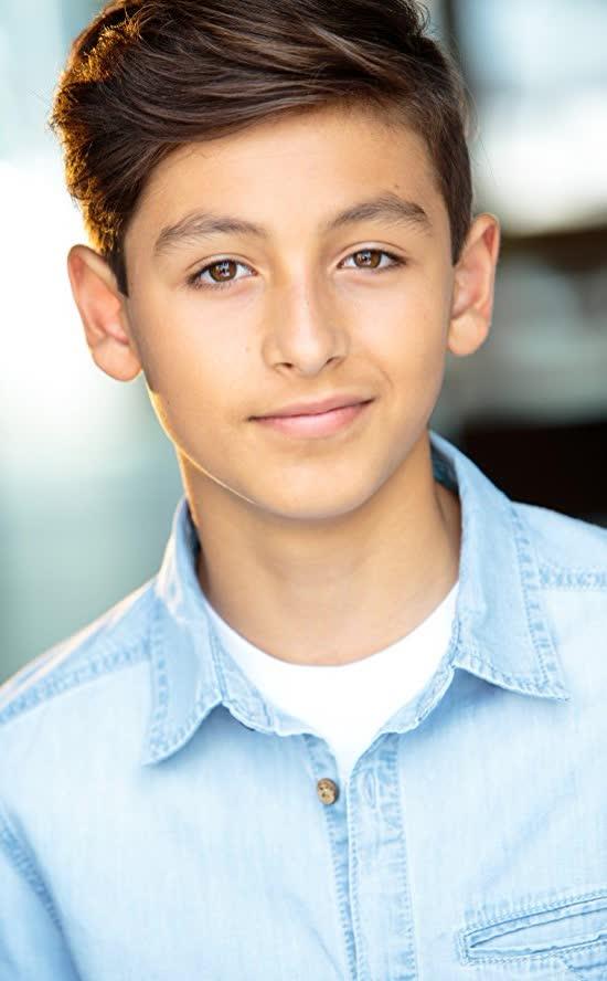Marcel Ruiz Puerto Rican-American Actor