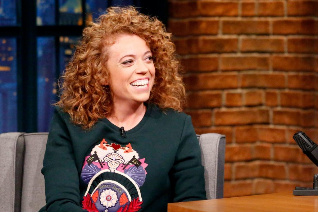 Michelle Wolf White House Correspondents Host 1024x682