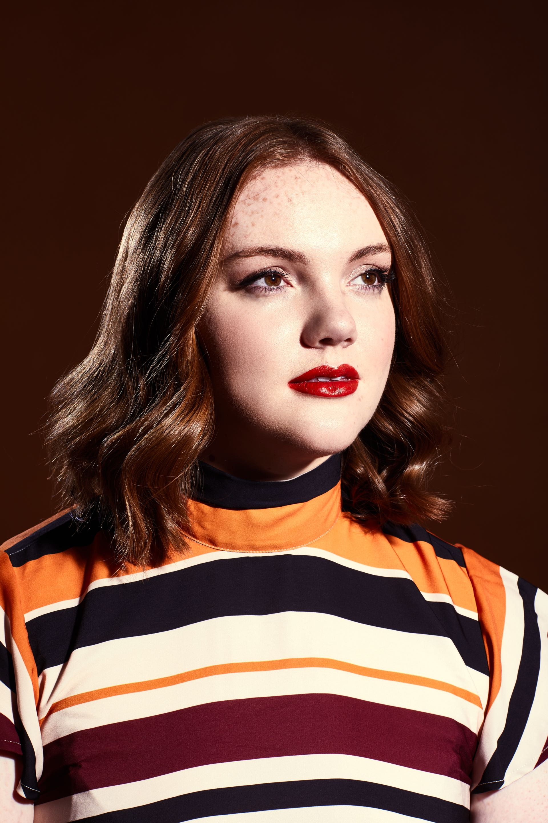 Shannon Purser American Actress