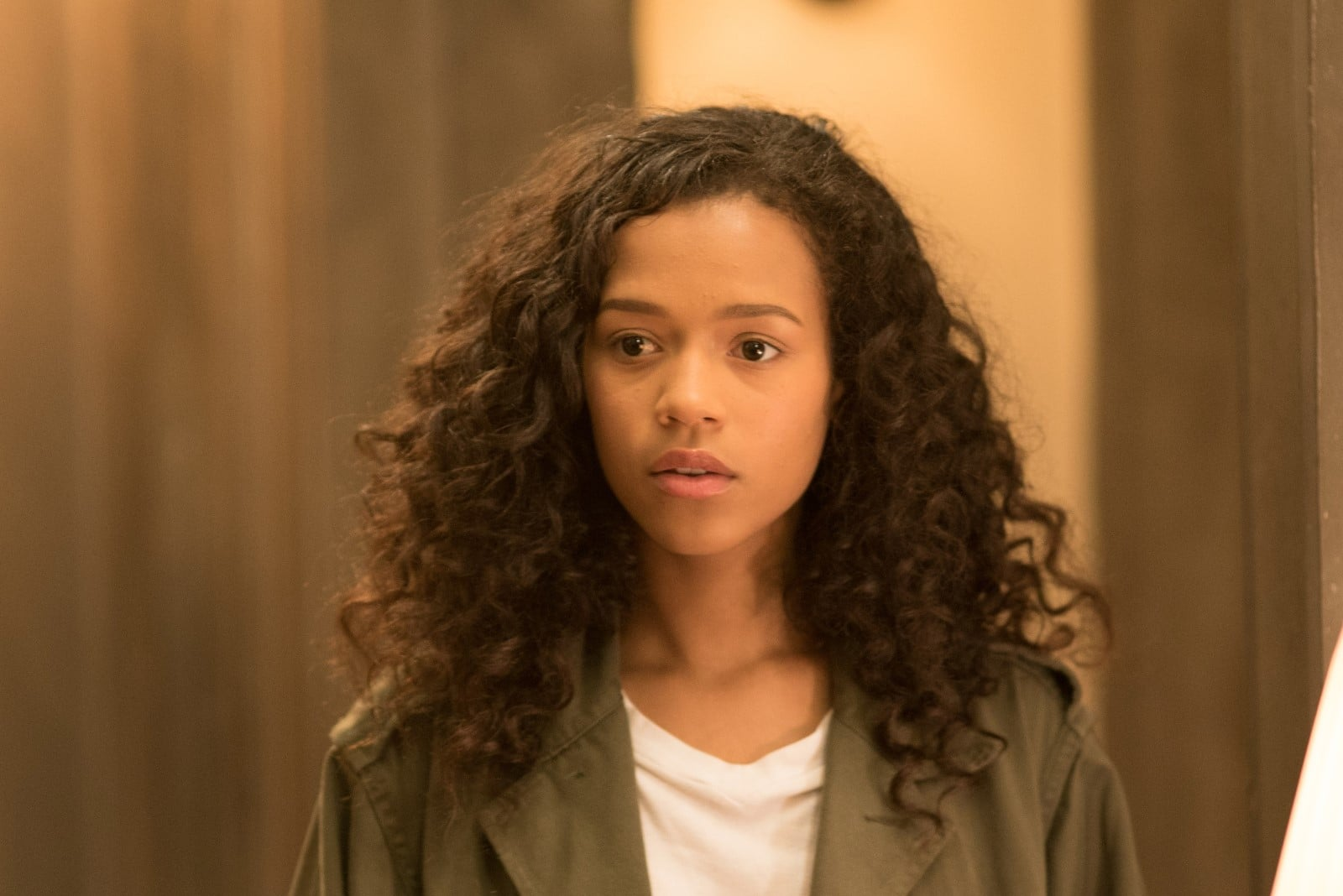 Taylor Russell American Actress