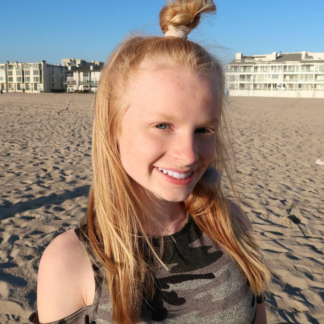 Mia Fizz British YouTube Star