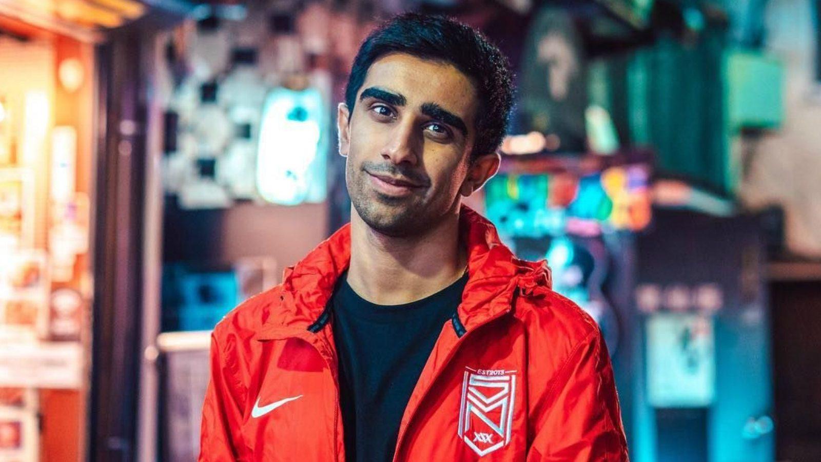 Vikram Barn British-Indian YouTube Star