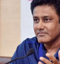 Anil Kumble Indian Cricketer