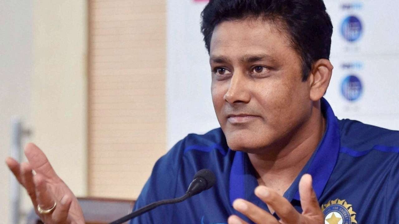 Anil Kumble Indian Indian Cricketer
