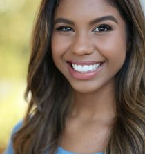 Aliyah Moulden Actress and Singer