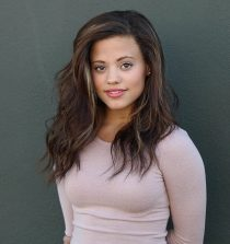 Sarah Jeffery Actress