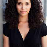 Madeleine Mantock British Actress