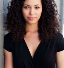 Madeleine Mantock Actress