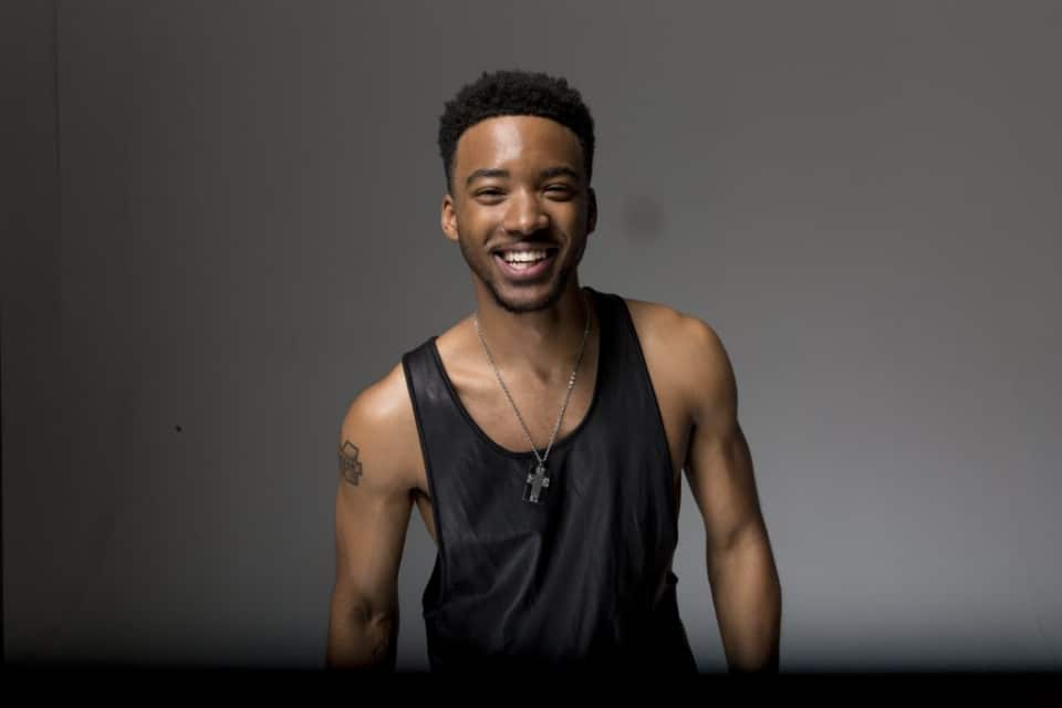 Algee Smith American Actor and Singer