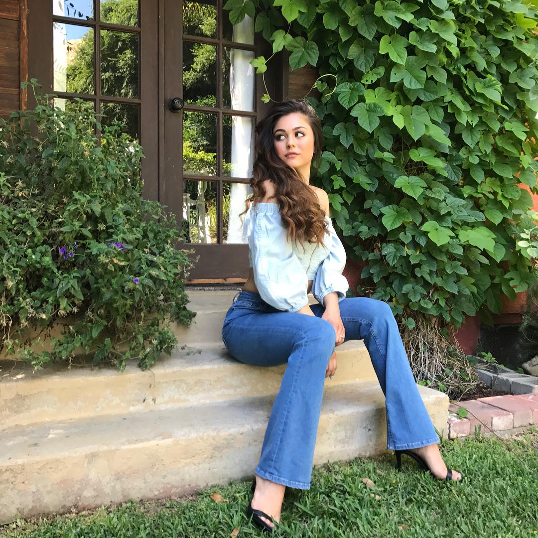 Mika Abdalla American Actress