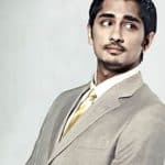 Siddharth (Indian actor) Indian Actor, Producer, Playback Singer