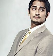 Siddharth Actor, Producer, Playback Singer