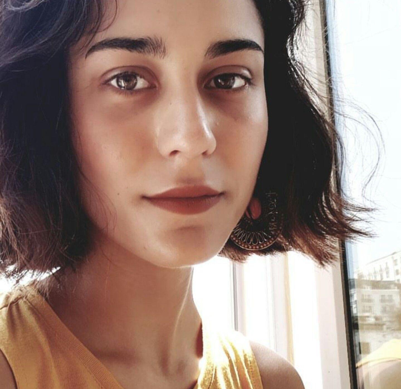 Merve Cagiran Turkish TV actress