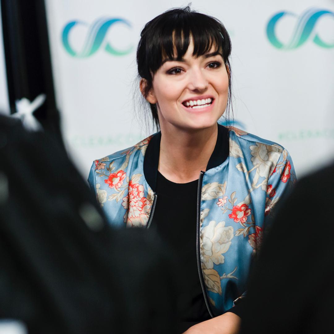 Natasha Negovanlis Canadian Actress