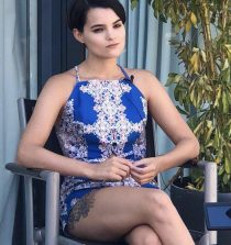 Brianna Hildebrand Actress