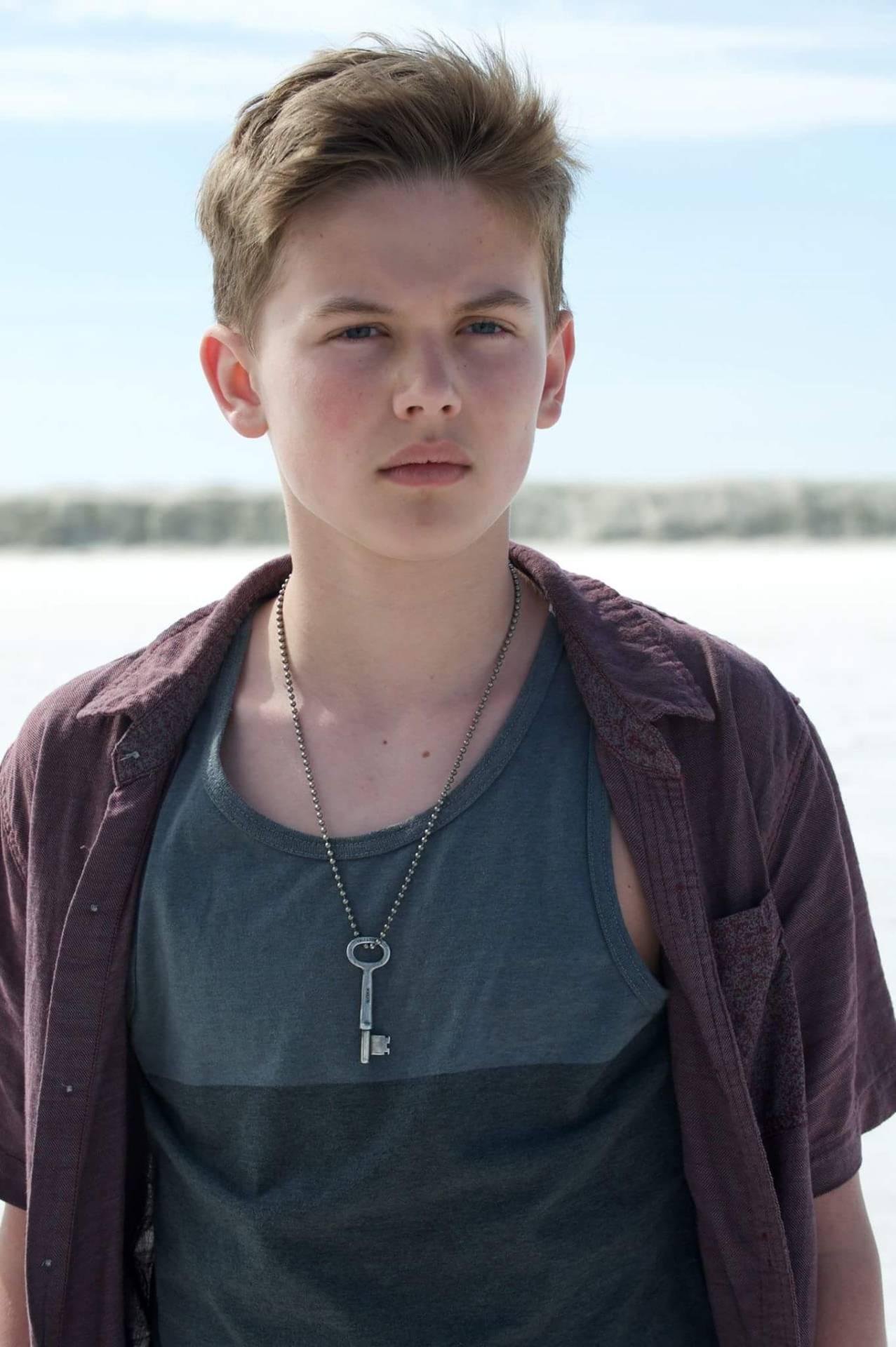 Garrett Wareing American Actor