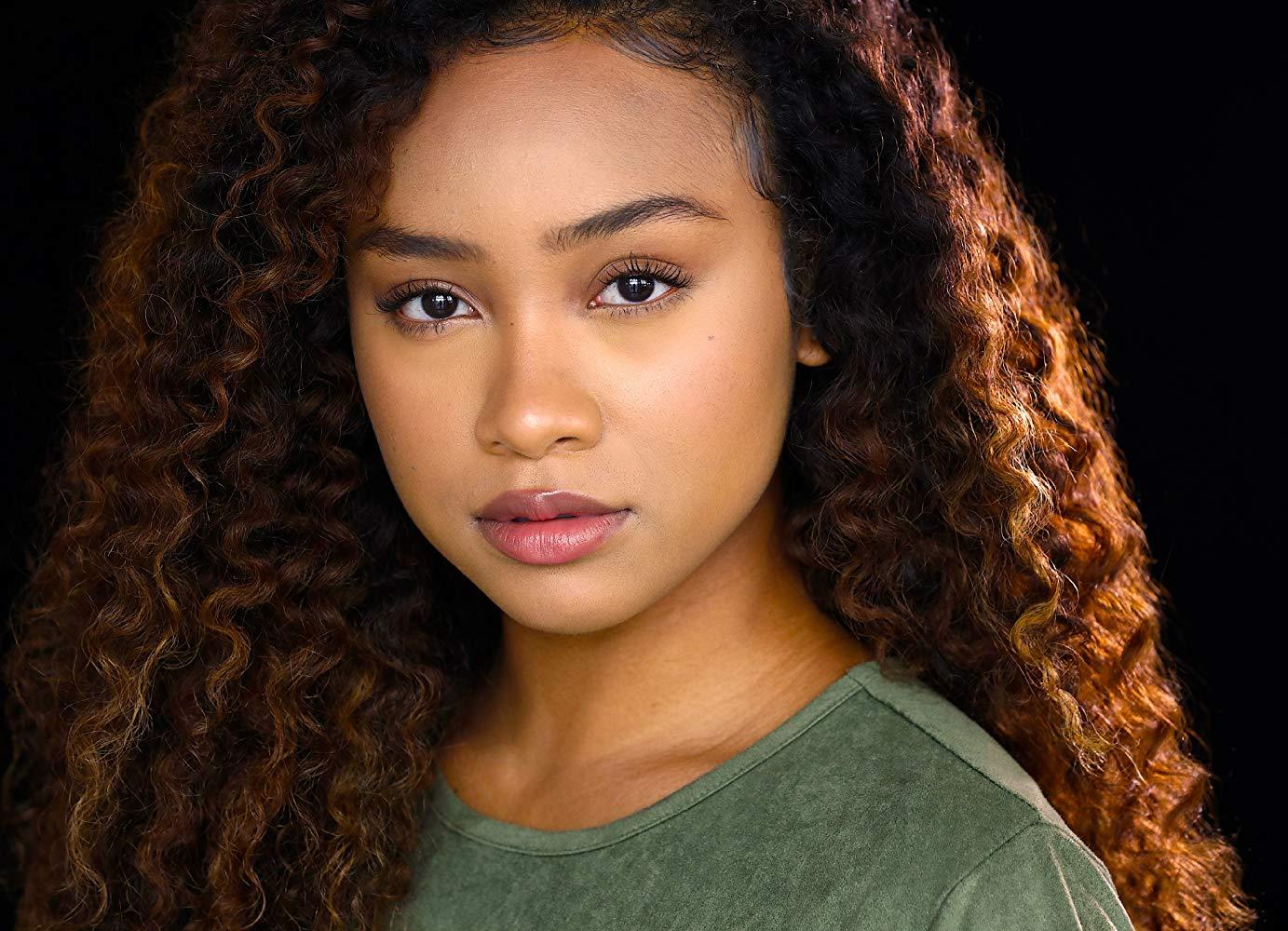 Genneya Walton American Actress