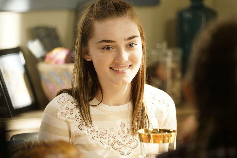 4 Meg Donnelly