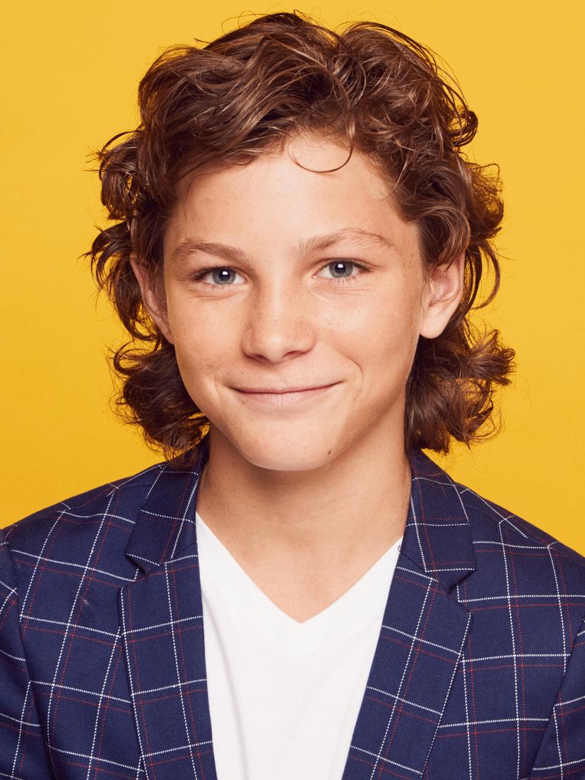 Montana Jordan American Actor