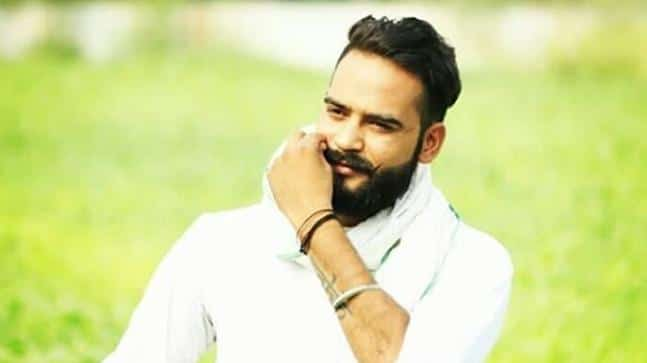 Robbin Gujjar Indian Farmer, TV Personality