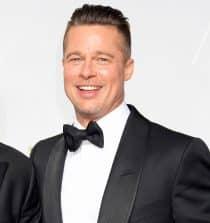 Brad Pitt Actor and Film Producer