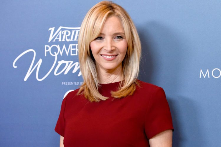 Lisa Kudrow American Actress Comedian Writer Producer Voice Actress