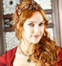 Meryem Uzerli Turkish-German TV actress and model