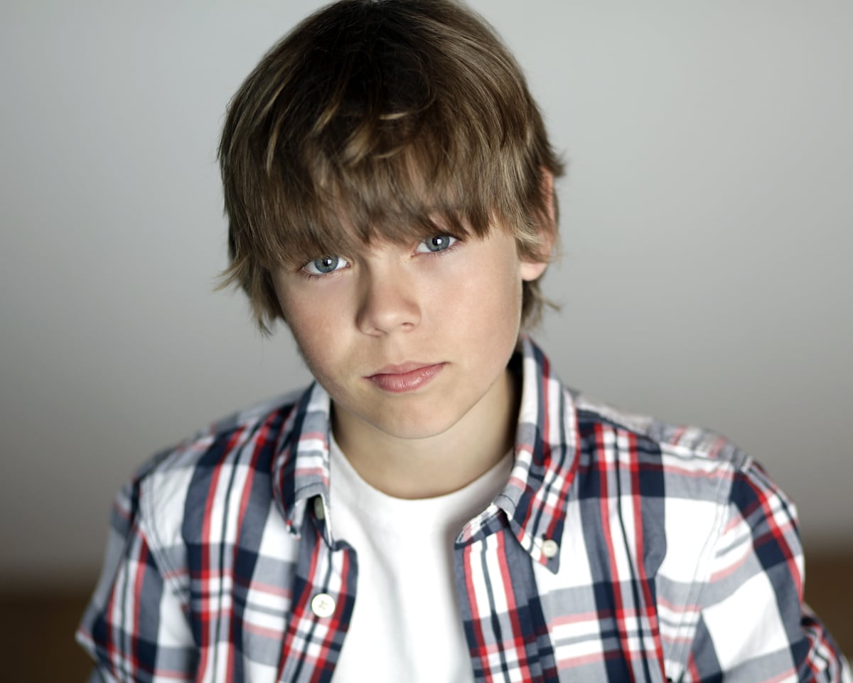 Gage Munroe Canadian Actor