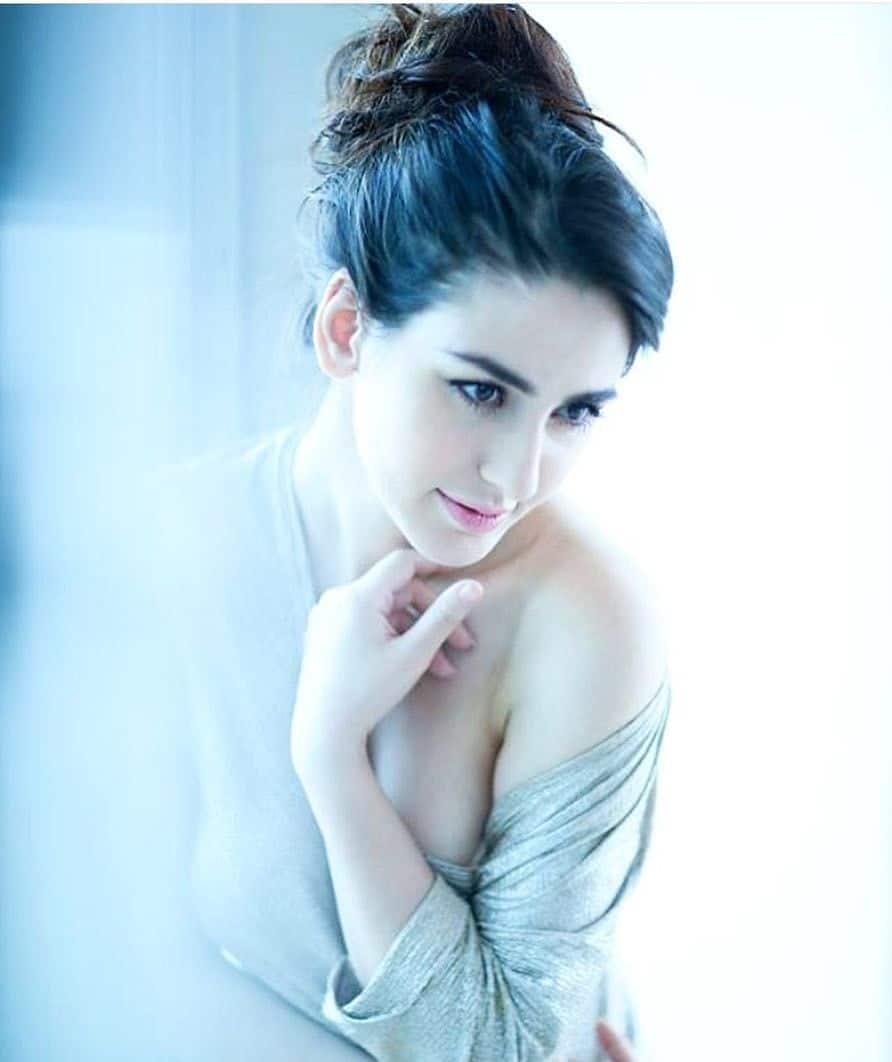 Farah Karimaee Dutch,Indian Actress and Model