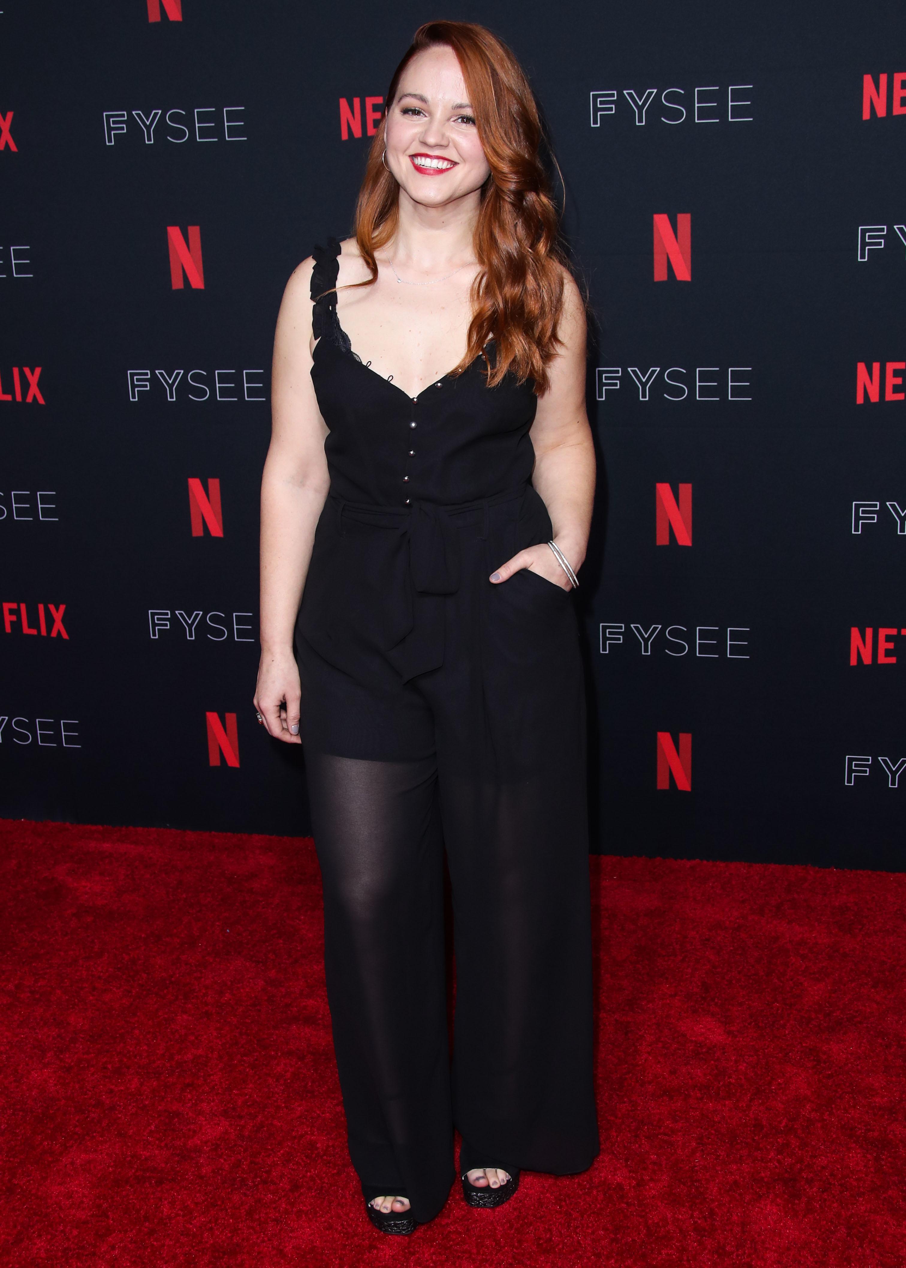 Chelsea Alden American Actress
