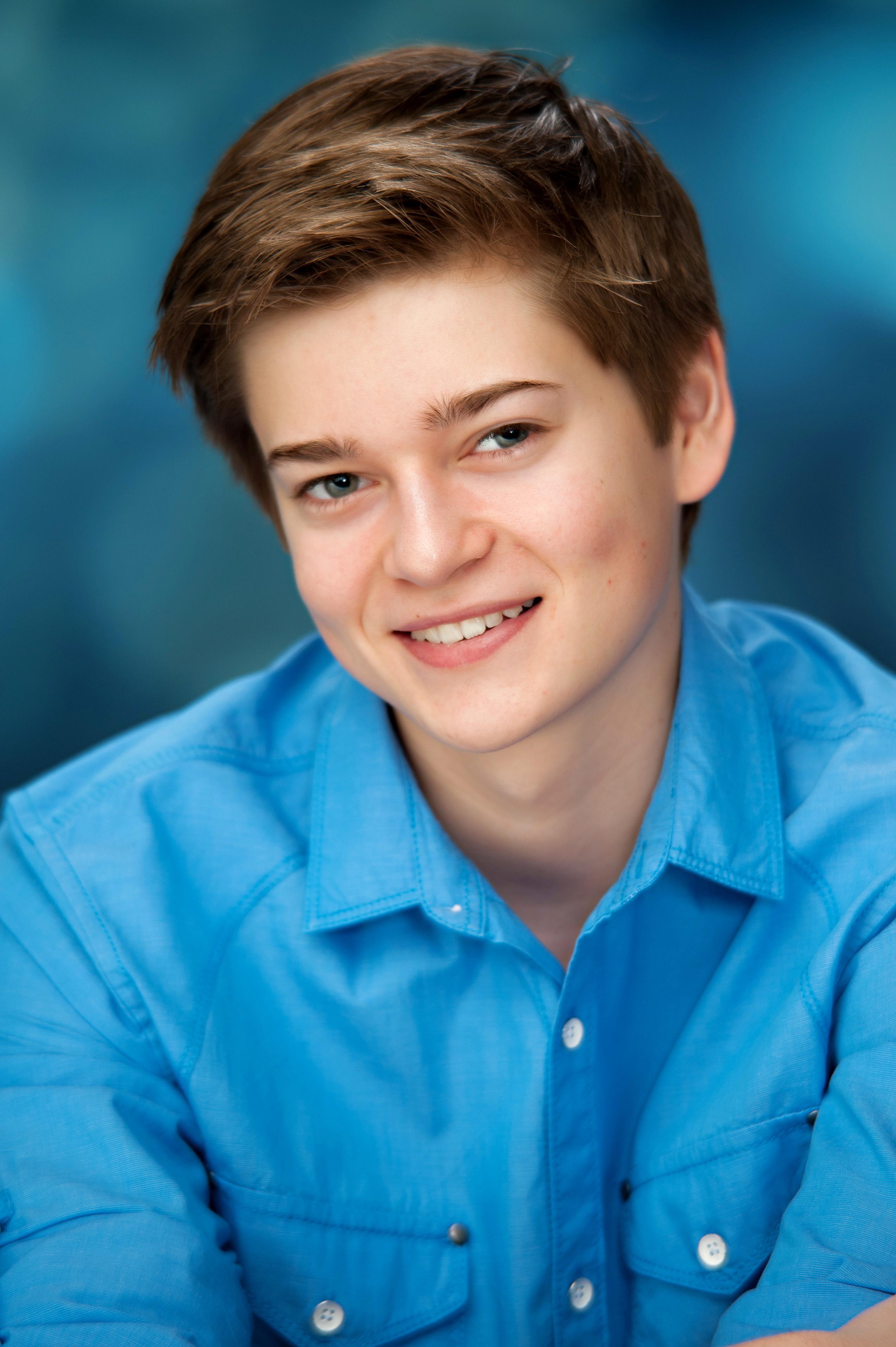 Elijah Stevenson American Actor