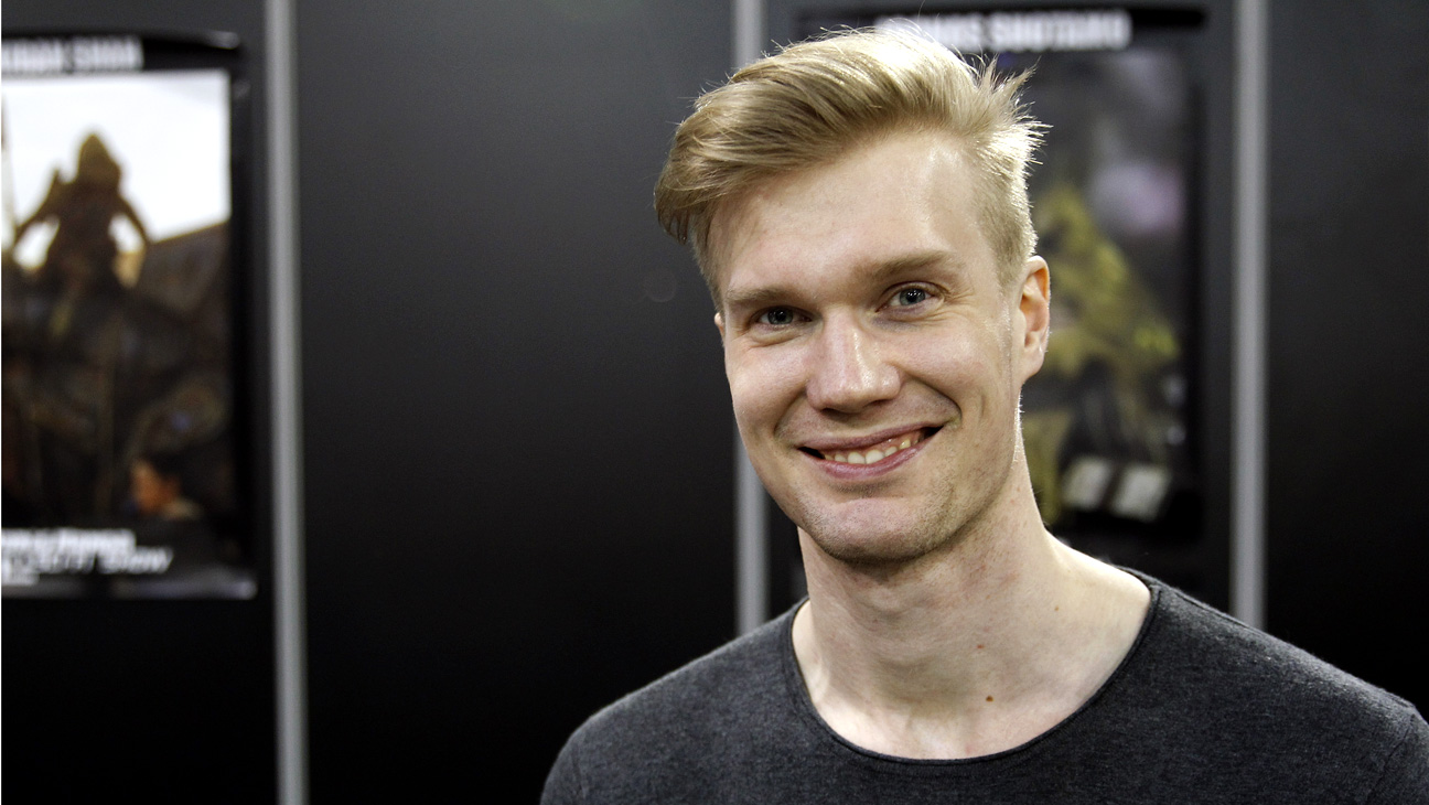 Joonas Suotamo [Chewbacca] Finnish Actor