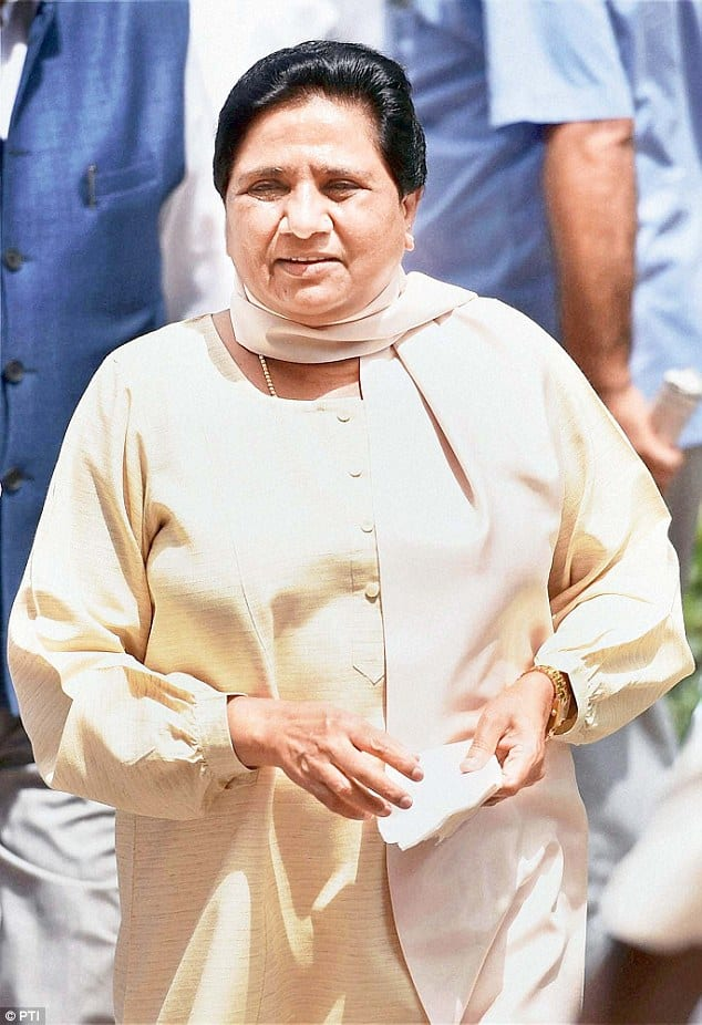 Mayawati Indian Politician
