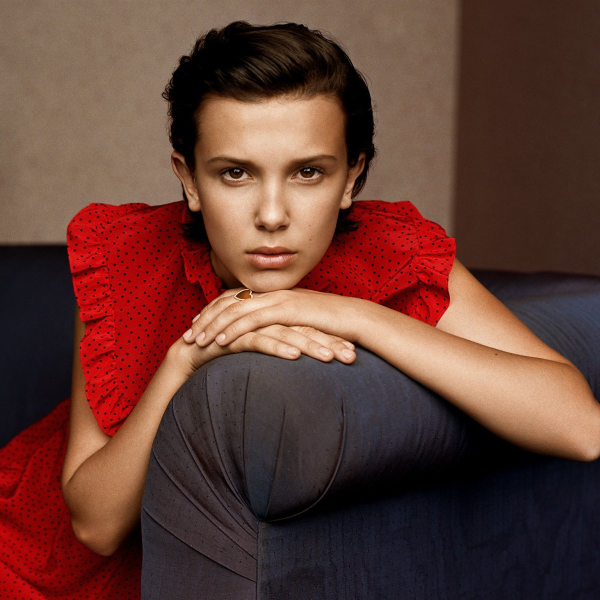 Millie Brown Spanish-British-American Actress
