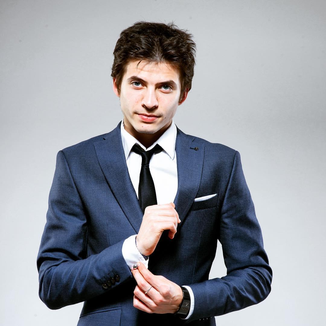 Oleg Iwenko Ukrainian Actor and Dancer